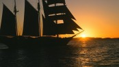 Sunrise&Tallship